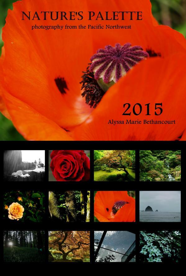 2015 calendar sample