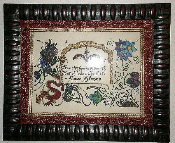 Zelazny 09 -- framed.sm